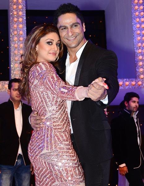 Shefali Zariwala and Parag Tyagi