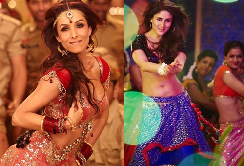 Malaika Arora Khan and Kareena Kapoor in Dabangg 2
