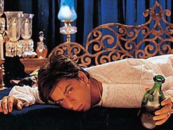 Shah Rukh Khan in Devdas