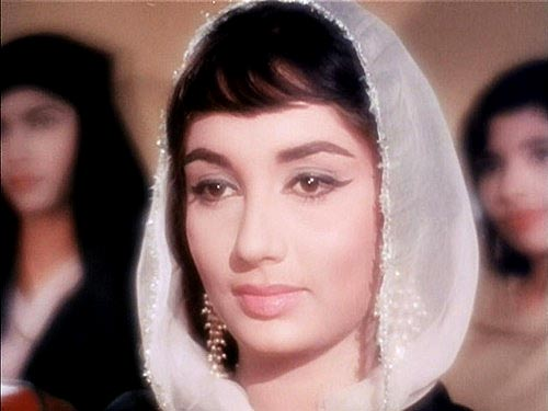 Sadhana in Mere Mehboob
