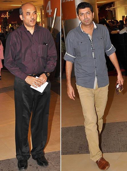 Sooraj Barjatya and Kunal Kohli