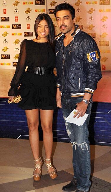 Samita Bangargi and Ashish Chaudhary