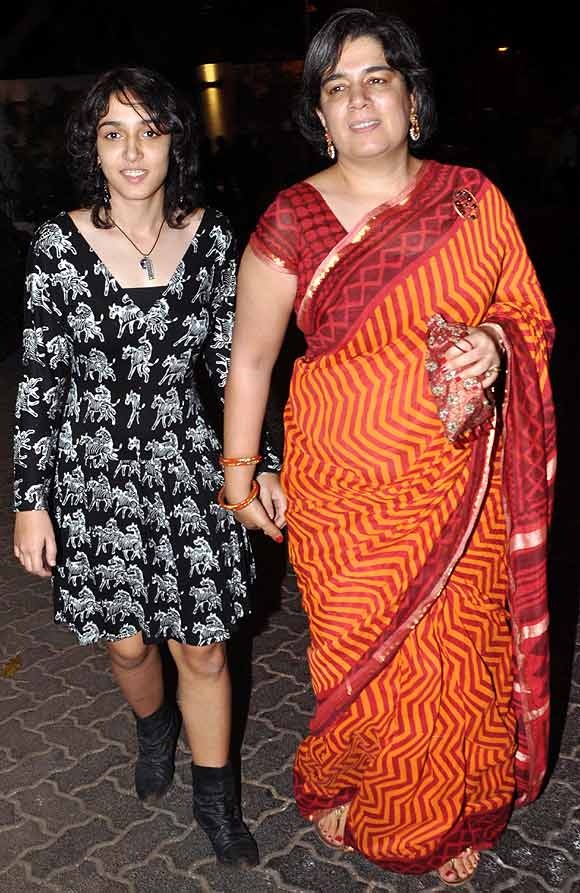 Ira and Reena Dutta