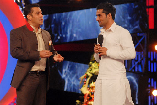 Salman Khan and Vishal