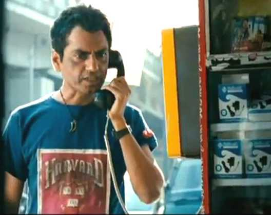 Nawazuddin Siddiqui in Talaash