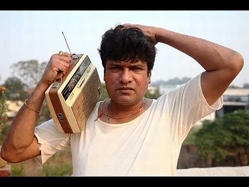 Rajesh Sharma in Luv Shuv Tey Chicken Khurana
