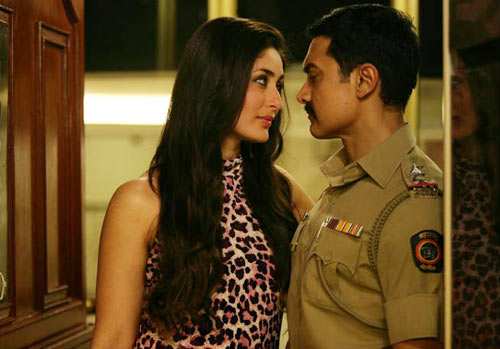 Kareena Kapoor and Aamir Khan in Talaash: The Answer Lies Within