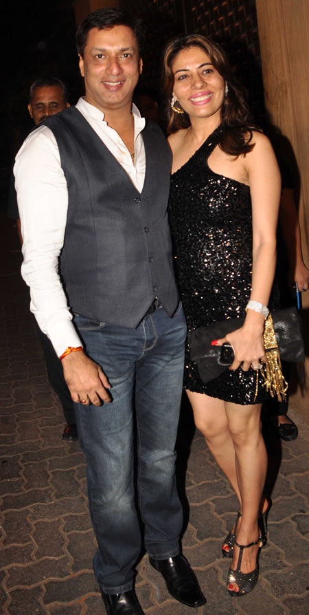 Madhur and Renu Bhandarkar