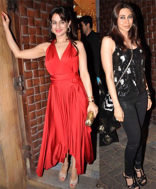 Ameesha Patel and Karisma Kapoor
