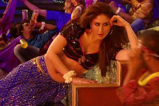 Kareena Kapoor in item song in Dabangg 2