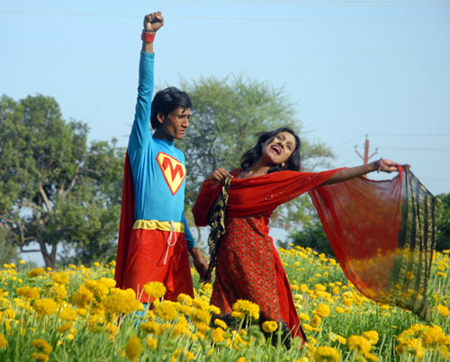 A scene from Supermen Of Malegaon
