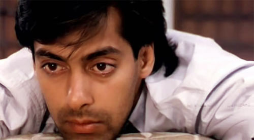 Salman Khan in  Saajan