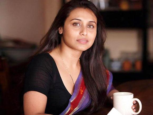 Rani Mukherji in Talaash