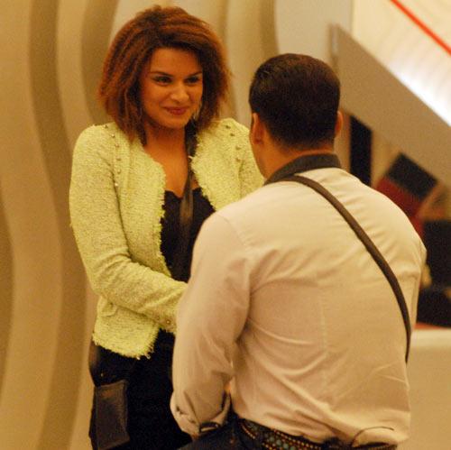 Ashka Goradia in Bigg Boss 6