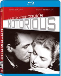 The Notorious Blu-ray cover