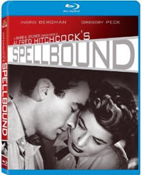 The Spellbound Blu-ray cover