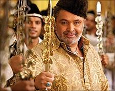Rishi Kapoor in Agneepath