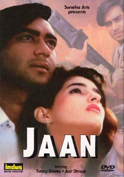 The Jaan poster