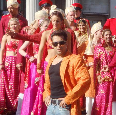 Salman Khan in Salaam-e-Ishq