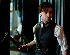 Daniel Radcliff in The Woman in Black