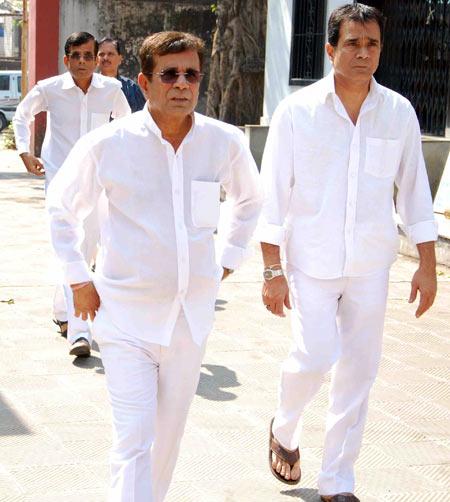 Abbas-Mustan and Hussain Burmawala