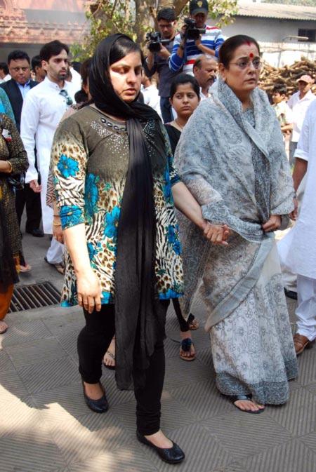 Anita Kanwar and Poonam Sinha
