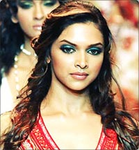 Deepika to play female lead in Rajni-starrer Kochadaiyaan ...
