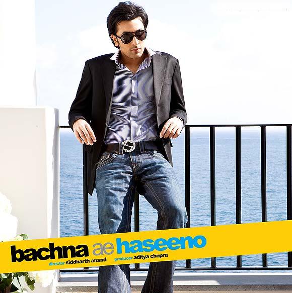 Ranbir Kapoor in Bachna Ae Haseeno