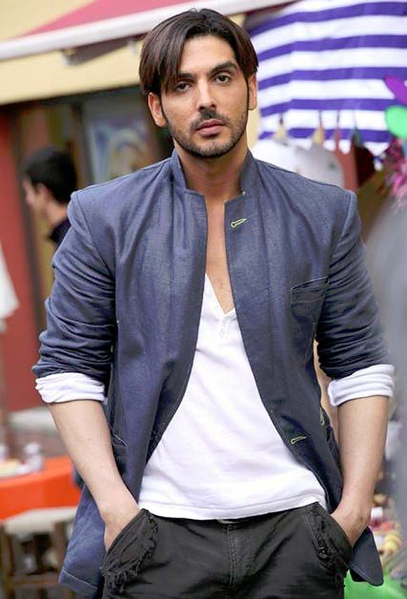 Zayed Khan in Anjaana Anjaani