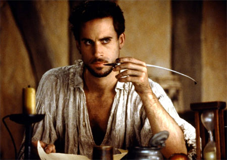 A scene from Shakespeare In Love