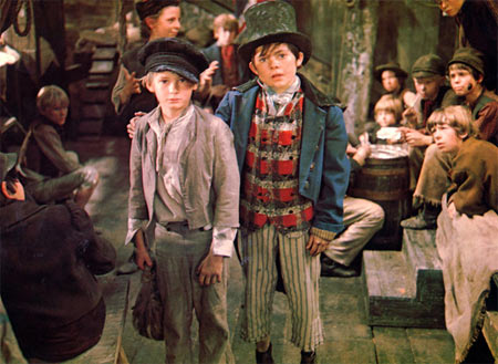 A scene from Oliver