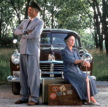 A scene from Driving Miss Daisy