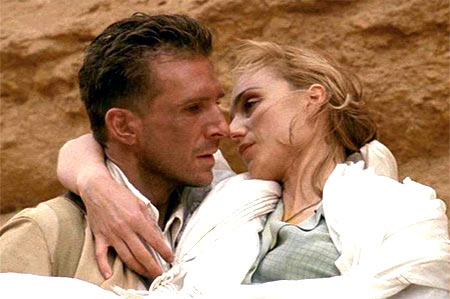 A scene from The English Patient