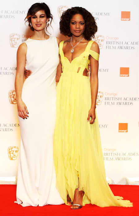 Naomie Harris and Berenice Marlohe