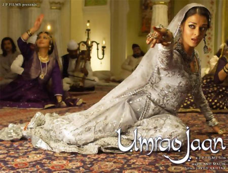 Aishwarya Rai Bachchan in Umrao Jaan