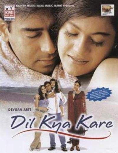 A poster for Dil Kya Kare
