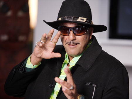 Sanjay Dutt in Chatur Singh Two Star