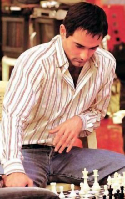 Akshaye Khanna in 36 China Town