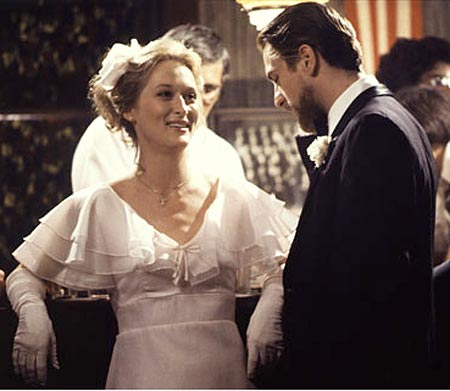Meryl Streep in The Deer Hunter