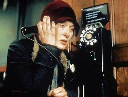 Meryl Streep in Ironweed