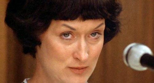 Meryl Streep in Evil Angels