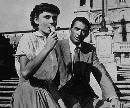 Best Actress: Audrey Hepburn (<I>Roman Holiday</I>)