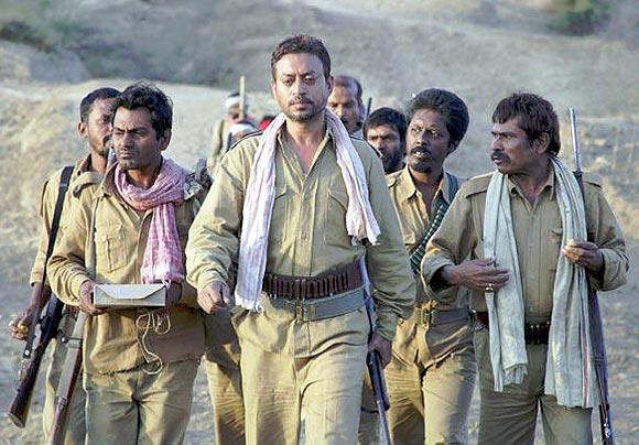 Irrfan Khan in Paan Singh Tomar