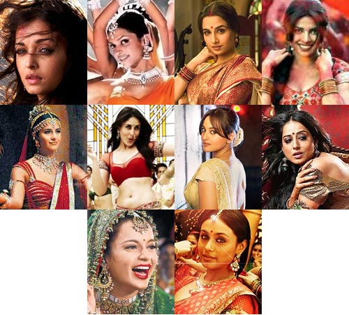 VOTE! Who should play Sati opposite Hrithik's Shiva?
