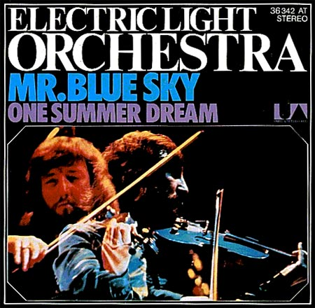 Mr Blue Sky by Electric Light Orchestra