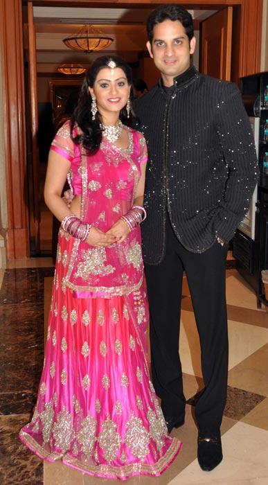 Priyanka Chibber and Vikas Kalantri