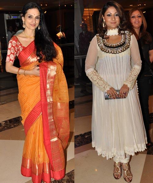 Raajeshwari and Urvashi Dholakia