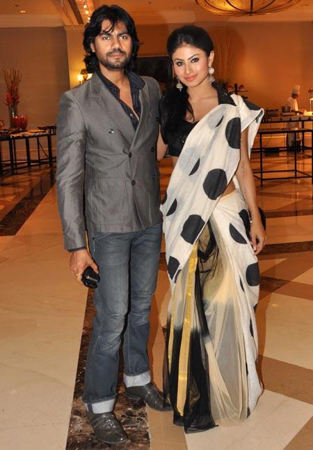 Gaurav Chopra and Mouni Roy