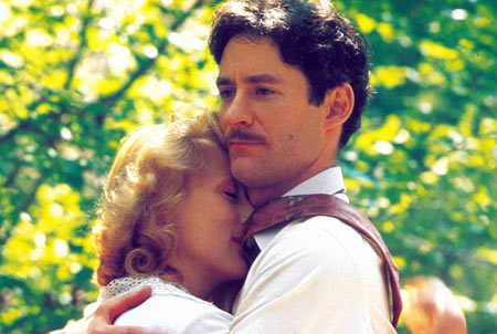 Meryl Streep and Kevin Kline in Sophie's Choice