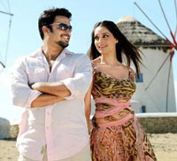 Madhavan and Bipasha Basu in Jodi Breakers